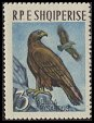 Cl: Golden Eagle (Aquila chrysaetos)(Repeat for this country)  SG 749 (1963) 325