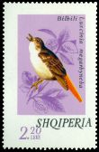 Cl: Common Nightingale (Luscinia megarhynchos) <<Bilbili>>  SG 1689 (1974) 425