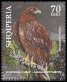 Cl: Golden Eagle (Aquila chrysaetos) <<Shqiponja>> (Repeat for this country)  SG 2974b (2003)