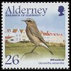 Cl: Northern Wheatear (Oenanthe oenanthe)(Repeat for this country)  SG 235 (2004) 85