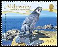 Cl: Peregrine Falcon (Falco peregrinus)(Repeat for this country)  SG 337 (2008) 95 [4/49] I have 3 spare [1/37]