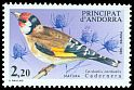 Andorra (French Post) SG 369 (1985)