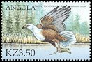 Cl: African Fish-Eagle (Haliaeetus vocifer)(Repeat for this country)  SG 1547b5 (2000)