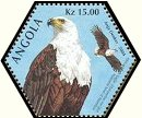 Cl: African Fish-Eagle (Haliaeetus vocifer)(Repeat for this country) (not catalogued)  (2004)  [3/54]