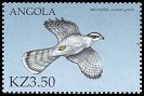 Cl: Northern Goshawk (Accipiter gentilis)(Out of range)  SG 1547b1 (2000)