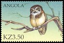 Cl: Spectacled Owl (Pulsatrix perspicillata)(Out of range)  SG 1547a2 (2000)