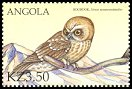 Cl: Morepork (Ninox novaeseelandiae)(Out of range)  SG 1547a4 (2000)