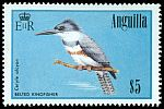 Cl: Belted Kingfisher (Ceryle alcyon) SG 674 (1985) 425