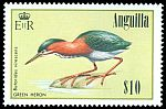 Cl: Green Heron (Butorides virescens) SG 675 (1985) 700