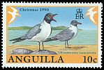 Cl: Laughing Gull (Larus atricilla)(Repeat for this country)  SG 864 (1990) 60