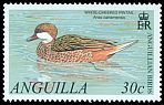 Cl: White-cheeked Pintail (Anas bahamensis) SG 1099 (2001) 75