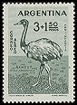 Cl: Greater Rhea (Rhea americana) <<&Ntilde;and&uacute;>>  SG 968 (1960) 150