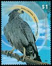 Cl: Crowned Eagle (Harpyhaliaetus coronatus) <<Aguila coronada>>  SG 3345 (2009)  [6/11]