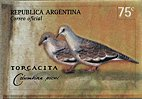 Cl: Picui Ground-Dove (Columbina picui) SG 2732 (2000) 275