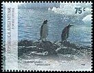 Cl: Gentoo Penguin (Pygoscelis papua) <<Pinguino papua>> (Repeat for this country)  SG 3236 (2007) 160
