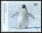 Cl: Adelie Penguin (Pygoscelis adeliae) <<Pinguino Adelia>> (Repeat for this country)  SG 3234 (2007) 160