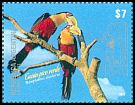 Cl: Red-breasted Toucan (Ramphastos dicolorus) <<Tuc&aacute;n pico verde>>  new (2015)