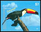 Cl: Toco Toucan (Ramphastos toco) <<Tuc&aacute;n grande>> (Repeat for this country)  new (2015)
