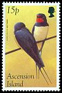 Cl: Barn Swallow (Hirundo rustica) SG 747 (1998) 125