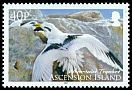 Cl: White-tailed Tropicbird (Phaethon lepturus)(Repeat for this country)  SG 1061 (2009)  [8/16]