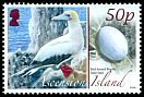 Cl: Red-footed Booby (Sula sula)(Repeat for this country)  SG 993 (2008)  [8/16]