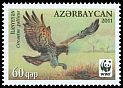 Cl: Short-toed Eagle (Circaetus gallicus)(Repeat for this country)  SG 841 (2011)  [7/37]