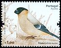 Cl: Eurasian Bullfinch (Pyrrhula pyrrhula murina) <<Priolo>> (Repeat for this country)  SG 639 (2008) 250 [4/51]