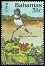Cl: Caribbean Flamingo (Phoenicopterus ruber)(Repeat for this country)  SG 686 (1984) 375