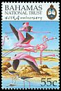 Cl: Caribbean Flamingo (Phoenicopterus ruber)(Repeat for this country)  SG 1167 (1999) 150