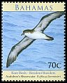 Cl: Audubon's Shearwater (Puffinus lherminieri)(Repeat for this country)  SG 1531 (2009) 190