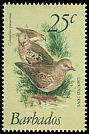 Cl: Common Ground-Dove (Columbina passerina) SG 629 (1979) 20