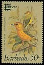 Cl: Yellow Warbler (Dendroica petechia) SG 837 (1987) 225