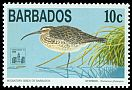 Cl: Whimbrel (Numenius phaeopus) SG 1018 (1994) 50