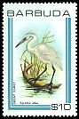 Cl: Great Egret (Ardea alba) SG 520 (1980) 400