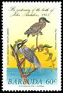 Cl: Yellow-crowned Night-Heron (Nyctanassa violacea)(Repeat for this country)  SG 785 (1985) 30