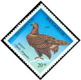 Cl: Golden Eagle (Aquila chrysaetos) SG 69 (1993) 20