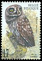 Cl: Little Owl (Athene noctua)(Repeat for this country)  SG 3478 (1999) 130
