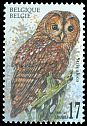 Cl: Tawny Owl (Strix aluco)(Repeat for this country)  SG 3479 (1999) 130