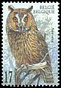 Cl: Northern Long-eared Owl (Asio otus) SG 3480 (1999) 130