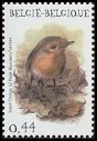 Cl: European Robin (Erithacus rubecula)(Repeat for this country)  SG 3860b (2004) 650