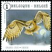 Cl: Eurasian Eagle-Owl (Bubo bubo) <<Grand-duc/Oehoe>> (Repeat for this country)  SG 4626d (2015)