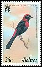 Cl: Crimson-collared Tanager (Ramphocelus sanguinolentus) SG 468 (1978) 80 I have 1 spare [1/1]