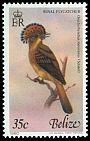 Cl: Northern Royal-Flycatcher (Onychorhynchus mexicanus) SG 563 (1980) 800