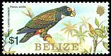Cl: White-crowned Parrot (Pionus senilis)(Repeat for this country)  SG 807 (1984) 175