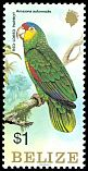 Cl: Red-lored Parrot (Amazona autumnalis) SG 809 (1984) 175