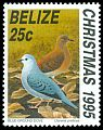Cl: Blue Ground-Dove (Claravis pretiosa) SG 1194 (1995) 35