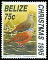 Cl: Ruddy Ground-Dove (Columbina talpacoti) SG 1196 (1995) 85
