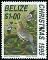 Cl: White-winged Dove (Zenaida asiatica) SG 1197 (1995) 125