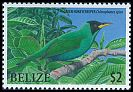 Cl: Green Honeycreeper (Chlorophanes spiza) SG 1366 (2009) 240 [6/16]
