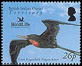 Cl: Great Frigatebird (Fregata minor)(Repeat for this country)  SG 355a (2006) 175 [5/46]